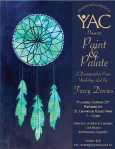 Ramada Inn - YAC Paint & Palate @ Ramada Cornwall, St. Lawrence West Room | Cornwall | Ontario | Canada