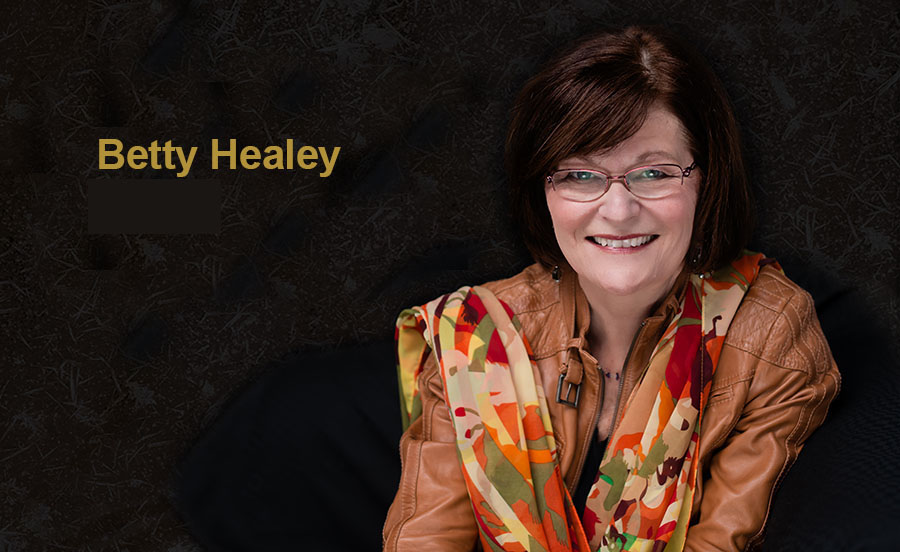 Betty Healey - Past Chair<p>