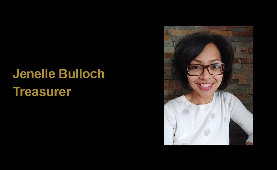 Jenelle Bulloch - Treasurer