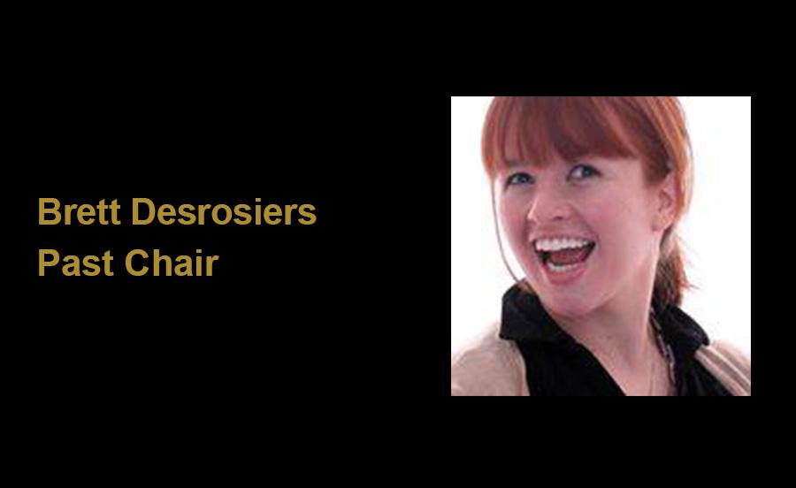 Brett Desrosier Slide - Past-Chair
